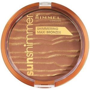 Rimmel London Shimmering maxi Bronzer Sun Love